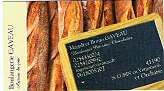 Boulangerie Gaveau